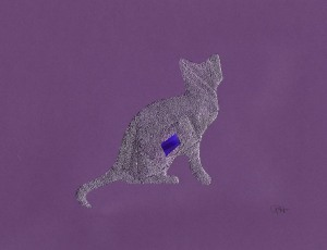 IF purple cat-1